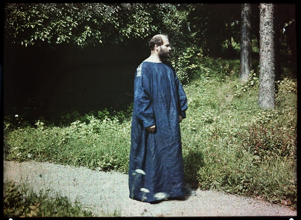 Standing Water「Gustav Klimt at the Atter lake」:写真・画像(11)[壁紙.com]