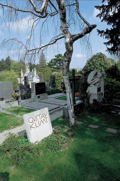 Imagno「Gustav Klimt's Grave」:写真・画像(13)[壁紙.com]