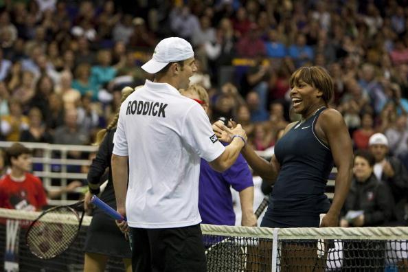 アンディ ロディック「17th Annual World Team Tennis Smash Hits」:写真・画像(1)[壁紙.com]