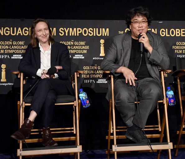 Motion Picture Association of America Award「HFPA's 2020 Golden Globes Awards Best Motion Picture - Foreign Language Symposium」:写真・画像(13)[壁紙.com]
