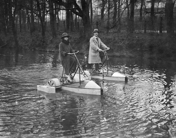 Gear「Bicycle Boats」:写真・画像(9)[壁紙.com]