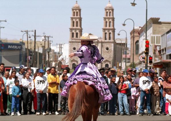 Mexico「Cinco de Mayo festivities in Ciudad Jaurez」:写真・画像(4)[壁紙.com]