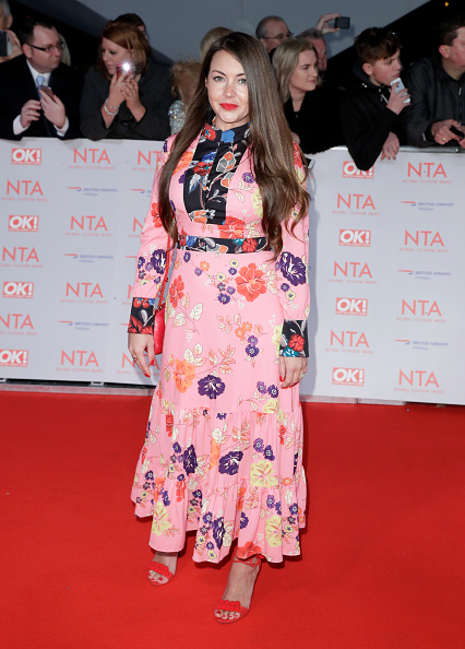 National Television Awards「National Television Awards - Red Carpet Arrivals」:写真・画像(10)[壁紙.com]