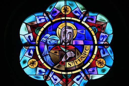 Preacher「St. Mark. St-Denis-Sainte Foy's church.」:スマホ壁紙(17)