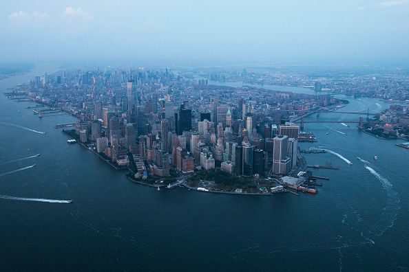 Manhattan - New York City「New York City Prepares To Mark The 15th Anniversary Of 9/11 Attacks」:写真・画像(14)[壁紙.com]