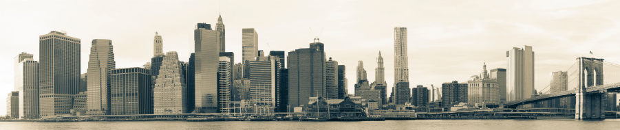 Auto Post Production Filter「Lower Manhattan skyline panorama」:スマホ壁紙(15)