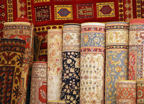 Iranian Culture「Carpet world」:スマホ壁紙(15)