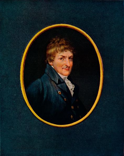 Black Background「'Messinger Monsey', 18th century. Artist: Henry Edridge.」:写真・画像(7)[壁紙.com]