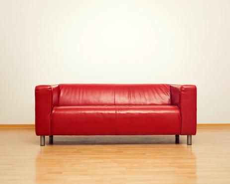 Red「Modern sofa」:スマホ壁紙(16)