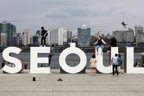 South Korea「South Koreans Mark Easter Amid The Coronavirus Outbreak」:写真・画像(16)[壁紙.com]