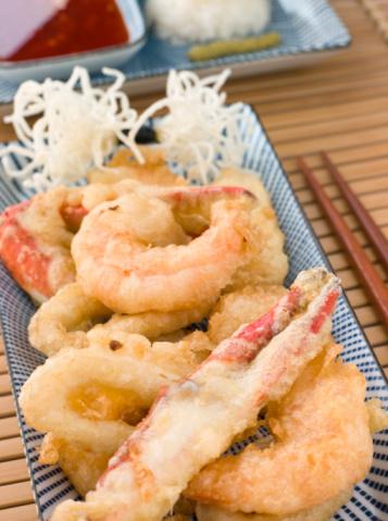 Chili Sauce「Tempura of Seafood with chili Sauce and Mouli」:スマホ壁紙(16)