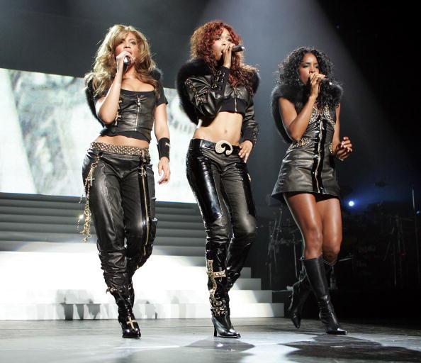 女性歌手「Destiny's Child 'Destiny Fulfilled...and Lovin It' Tour in Japan」:写真・画像(11)[壁紙.com]