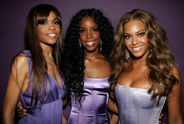 Destiny's Child「Destiny's Child at BET Awards 05」:写真・画像(17)[壁紙.com]
