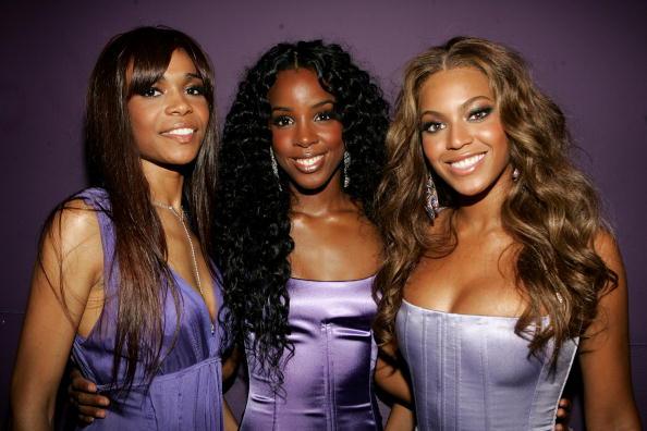 Destiny's Child「Destiny's Child at BET Awards 05」:写真・画像(1)[壁紙.com]