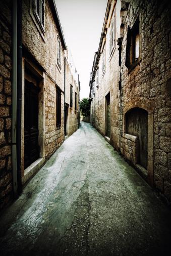 Boulevard「Lonely dark alley」:スマホ壁紙(9)