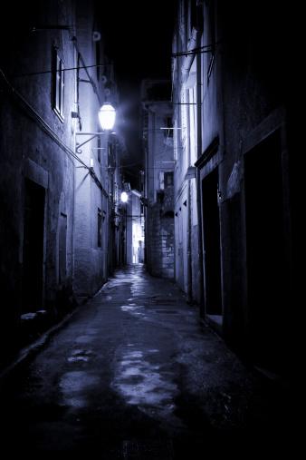 Boulevard「Lonely dark alley」:スマホ壁紙(3)