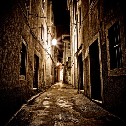 Boulevard「Lonely dark alley」:スマホ壁紙(7)