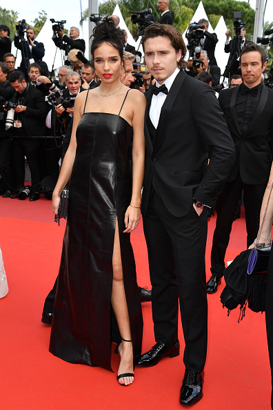 """Cannes International Film Festival「""""Once Upon A Time In Hollywood"""" Red Carpet - The 72nd Annual Cannes Film Festival」:写真・画像(9)[壁紙.com]"""