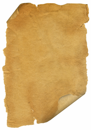 Manuscript「Grunge paper on white」:スマホ壁紙(19)