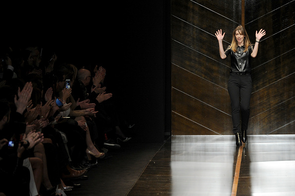 Gratitude「Trussardi - Runway - Milan Fashion Week Womenswear Autumn/Winter 2014」:写真・画像(1)[壁紙.com]