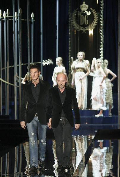 Dolce & Gabbana show「Milan Fashion Week - Autumn/Winter - Day 6」:写真・画像(0)[壁紙.com]