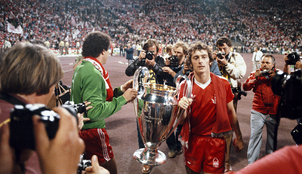 Club Soccer「Nottingham Forest 1979 European Cup Winners」:写真・画像(0)[壁紙.com]