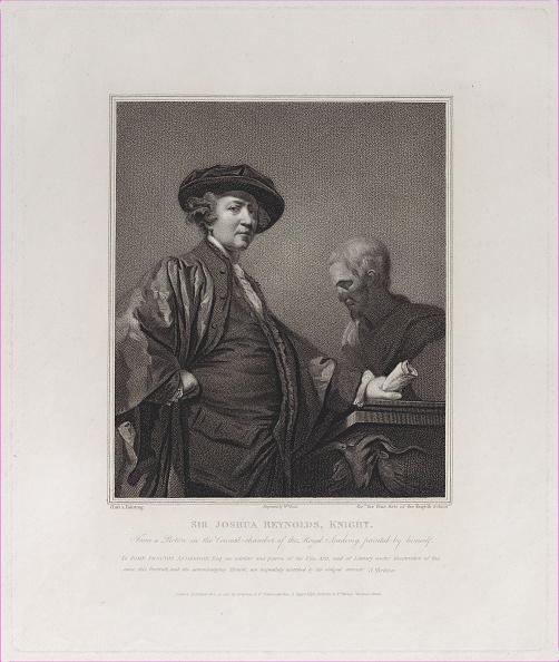 Michelangelo - Artist「Sir Joshua Reynolds」:写真・画像(9)[壁紙.com]