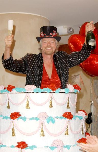 Celebration Event「Richard Branson At Virgin Megastore 10th Anniversary Bash」:写真・画像(13)[壁紙.com]