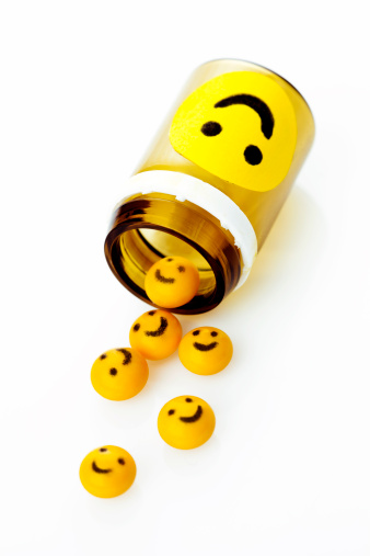Anthropomorphic Smiley Face「prescription drugs」:スマホ壁紙(18)