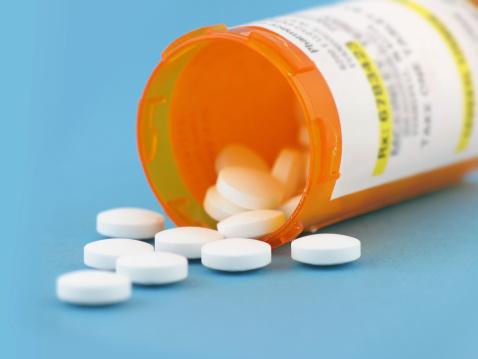 Focus On Foreground「Prescription Drug Bottles」:スマホ壁紙(12)