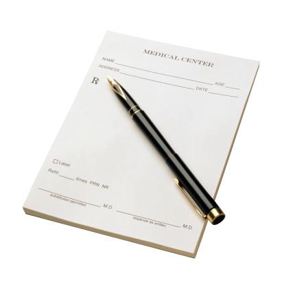 Pen「Prescription Pad and Pen」:スマホ壁紙(16)