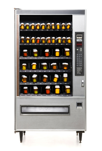 Medicine「prescription drugs in the vending machine」:スマホ壁紙(19)