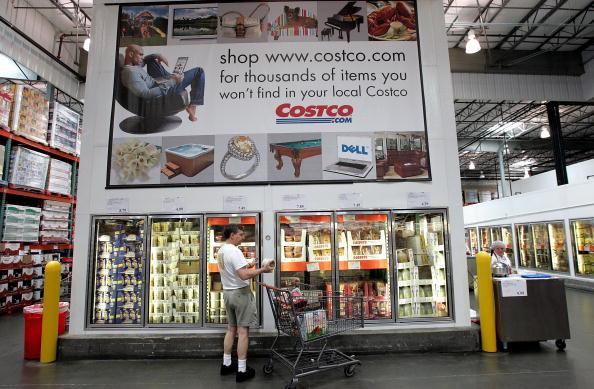 Costco Wholesale Corporation「Grocery Sales Help Costco Sales Growth」:写真・画像(8)[壁紙.com]