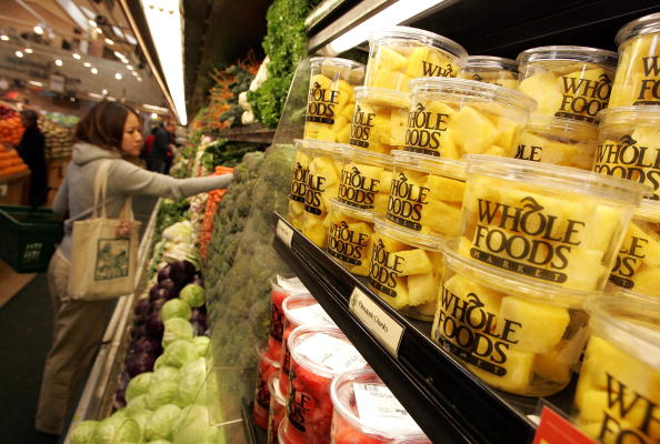 野菜・フルーツ「Whole Foods To Buy Wild Oats Markets For $565 Million」:写真・画像(9)[壁紙.com]