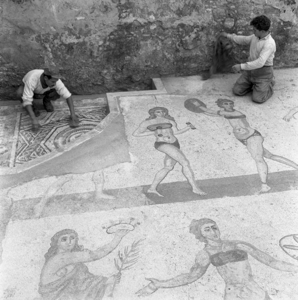 Mosaic「'Piazza Armerina'」:写真・画像(18)[壁紙.com]