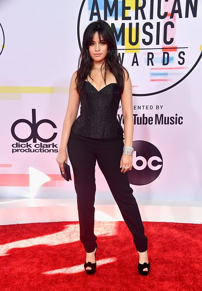 American Music Awards「2018 American Music Awards - Arrivals」:写真・画像(16)[壁紙.com]