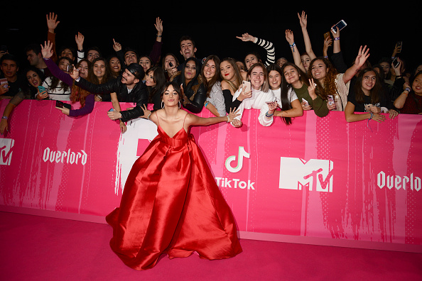 MTV Europe Music Awards「MTV EMAs 2018 - VIP Arrivals」:写真・画像(15)[壁紙.com]