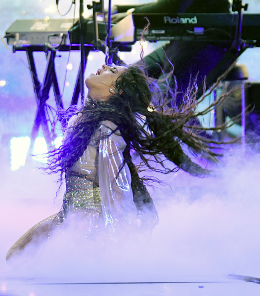 Hair Toss「2019 iHeartRadio Music Festival And Daytime Stage」:写真・画像(18)[壁紙.com]