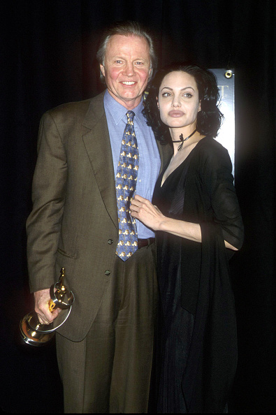 Parent「JON VOIGHT AND DAUGHTER ANGELINA」:写真・画像(0)[壁紙.com]