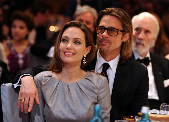 Angelina Jolie「Cinema For Peace Gala 2012 - Inside Ceremony」:写真・画像(9)[壁紙.com]