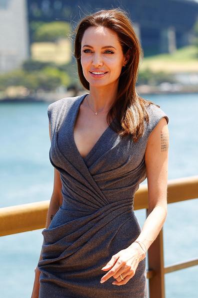 Angelina Jolie「'UNBROKEN' Photo Call」:写真・画像(14)[壁紙.com]