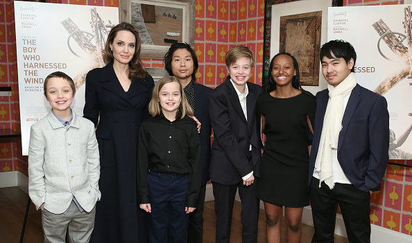 """Child「""""The Boy Who Harnessed The Wind"""" Special Screening, Hosted by Angelina Jolie」:写真・画像(1)[壁紙.com]"""