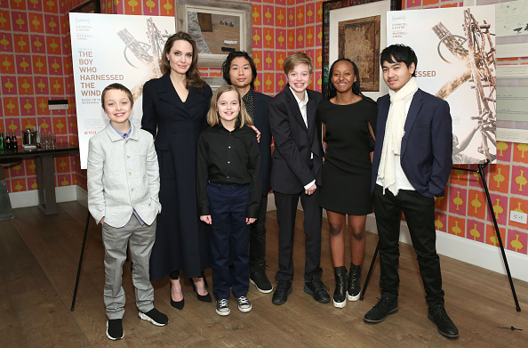 "Angelina Jolie「""The Boy Who Harnessed The Wind"" Special Screening, Hosted by Angelina Jolie」:写真・画像(10)[壁紙.com]"