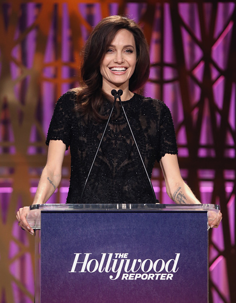 Angelina Jolie「The Hollywood Reporter's 2017 Women In Entertainment Breakfast - Show」:写真・画像(10)[壁紙.com]
