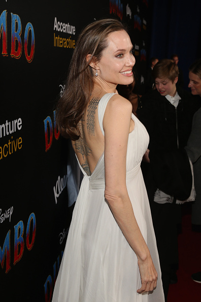 Angelina Jolie「'Dumbo' World Premiere」:写真・画像(0)[壁紙.com]