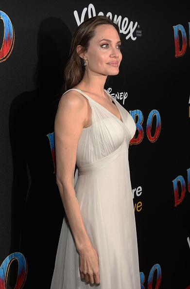Angelina Jolie「'Dumbo' World Premiere」:写真・画像(1)[壁紙.com]