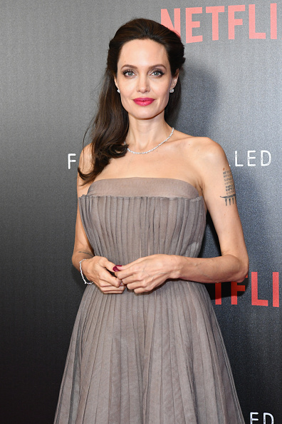 "Gray Color「""First They Killed My Father"" New York Premiere」:写真・画像(5)[壁紙.com]"