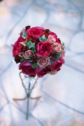 結婚「Flower bouquet」:スマホ壁紙(16)