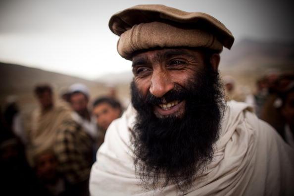 Kabul「Pashtun Tribesmen and Chidren Living On The Outskirts Of Kabul」:写真・画像(5)[壁紙.com]