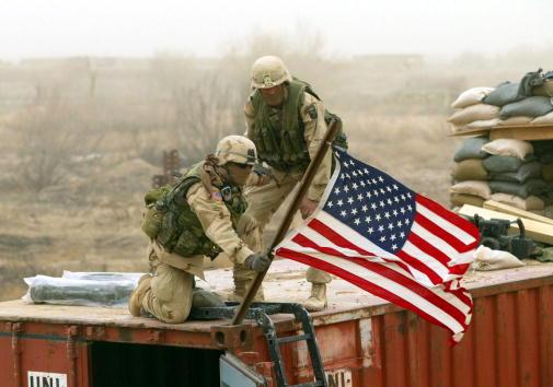 Sand Trap「American Army at the Kandahar Airbase」:写真・画像(8)[壁紙.com]